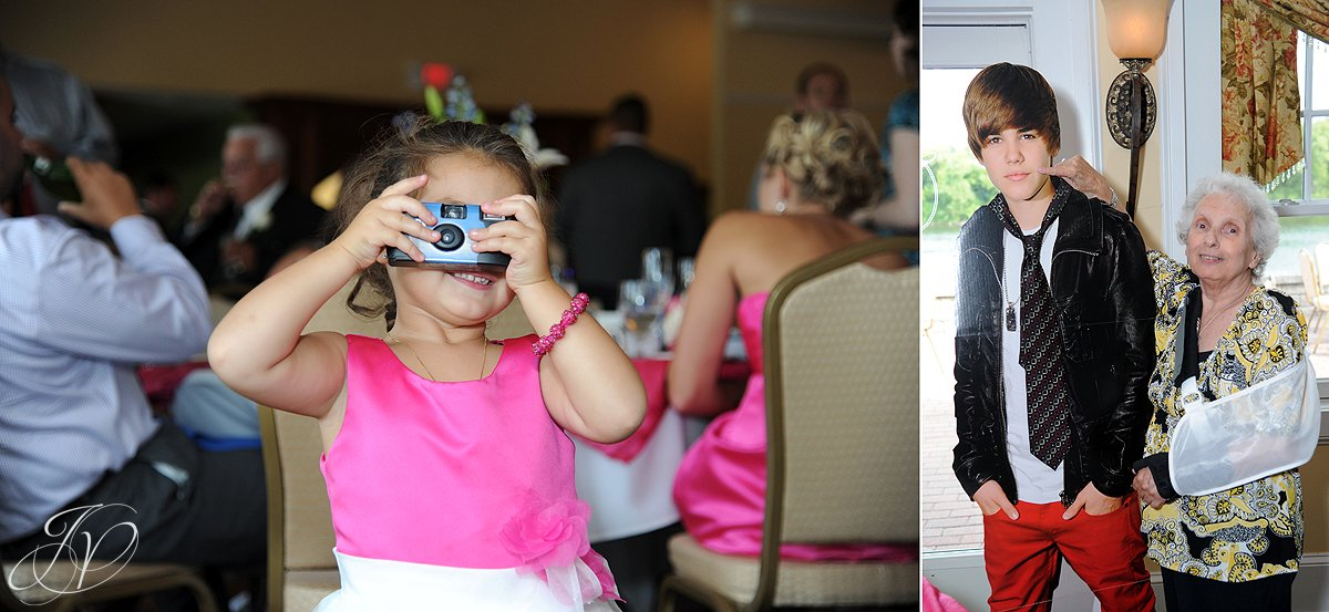 Schenectady Wedding Photographer, reception detail photos, Waters Edge Lighthouse