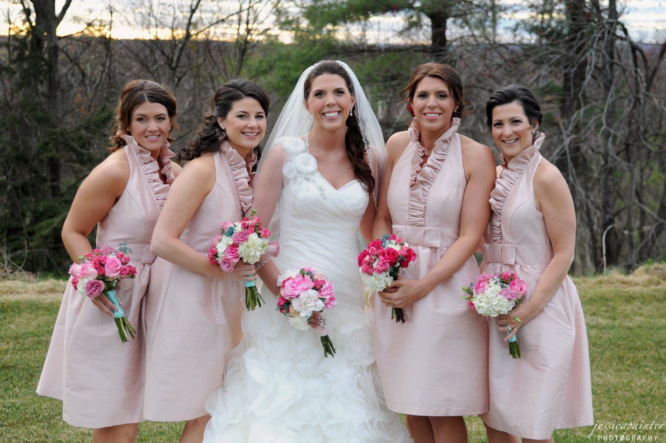 Wedding party, bridesmaids photos, Wedding Photography, Longfellows, Saratoga, NY