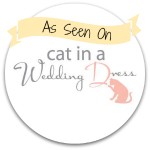 cat in a wedding dress pennsylvania wedding blog photographers features photo