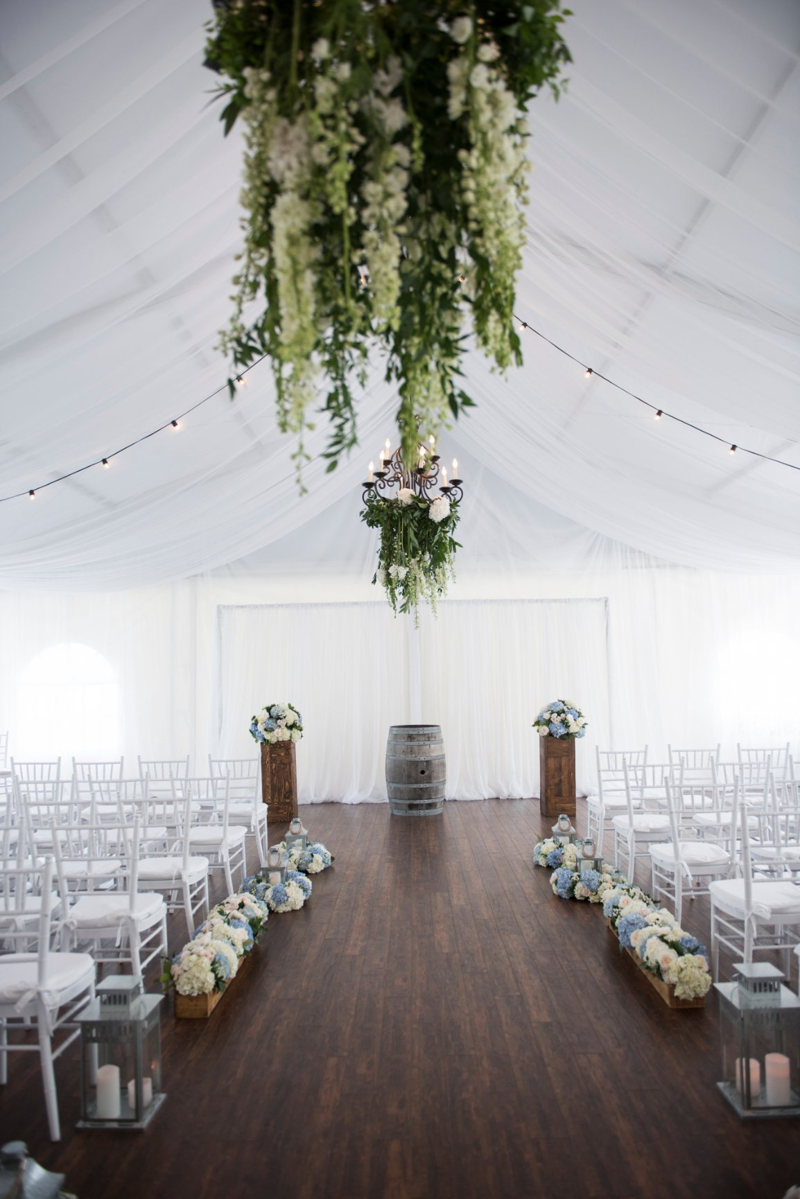 Calgary Tented Wedding at Meadow Muse