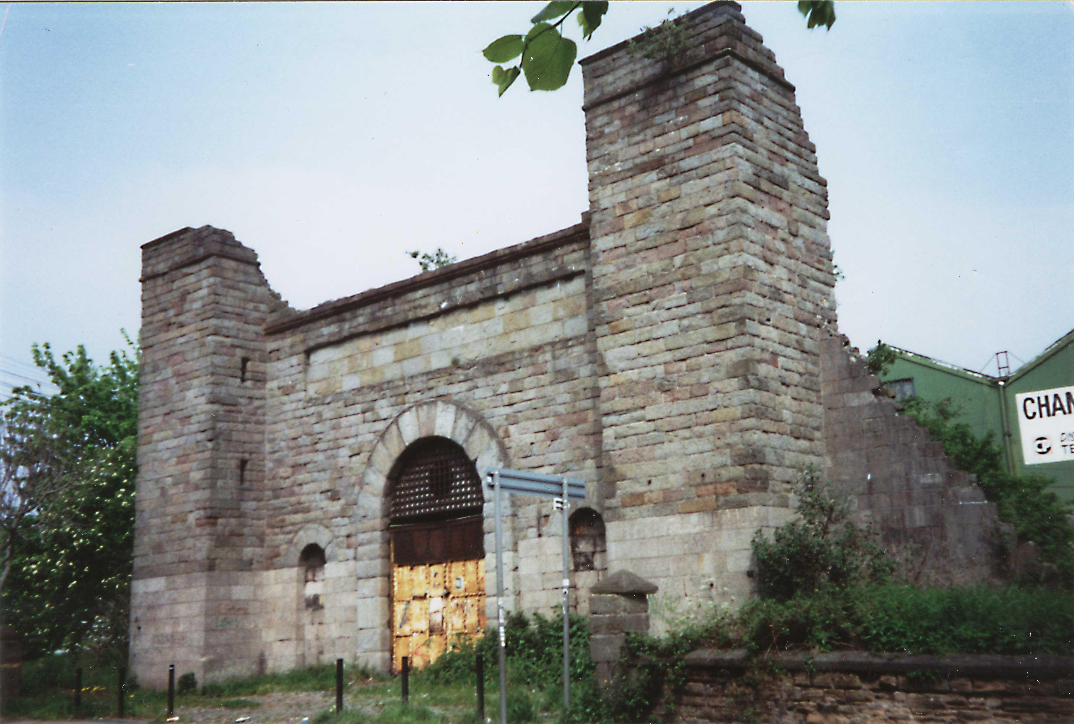 Old Bristol Prison