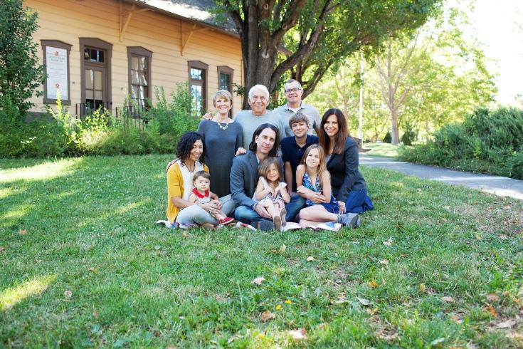 Simply Family {Sonoma Family Photographer}