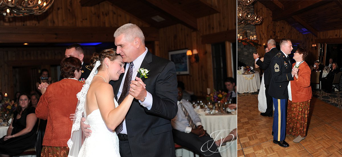 bride and father dance, mother and son dance, first dance photo, Lake Placid Wedding Photographer, lake placid wedding, reception detail photos, Wedding at the Lake Placid Crowne Plaza