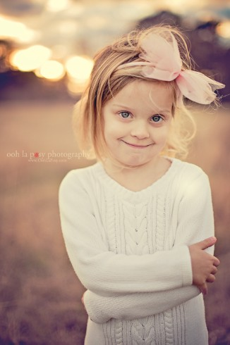 Valentine's Day, Girl 4 years, Spring Texas Child Photographer
