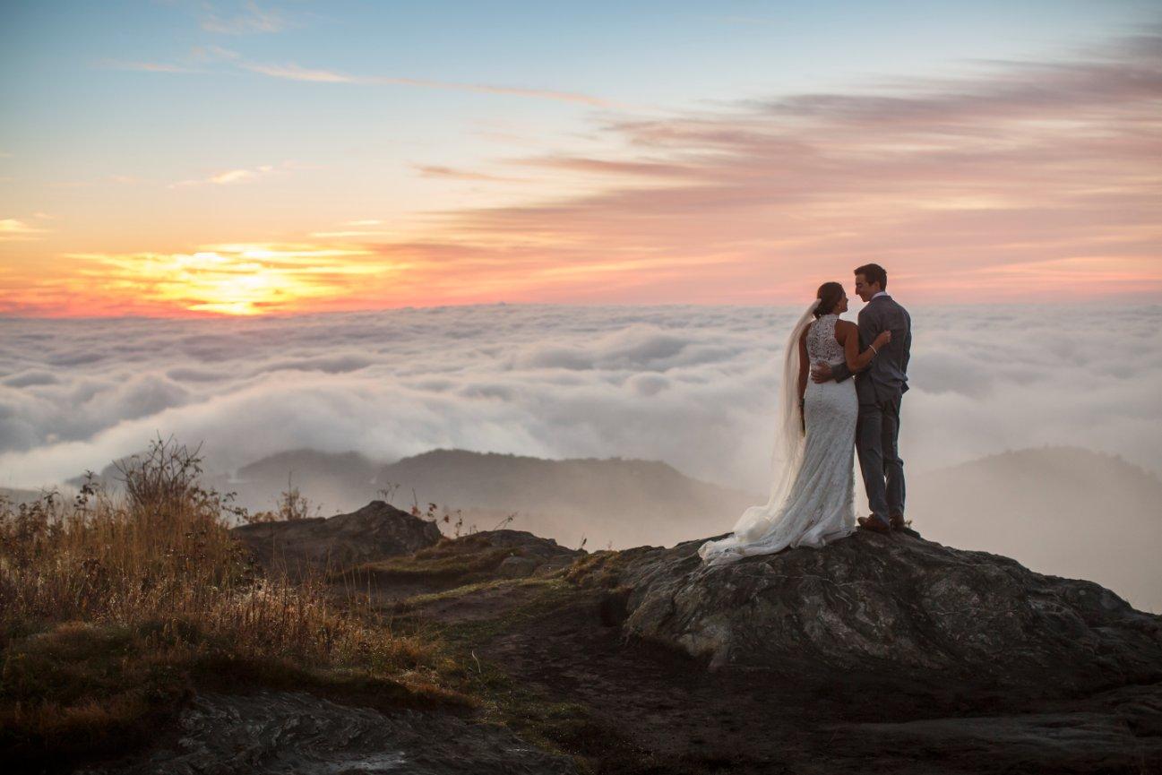 Wedding Venues Boone Nc | Asheville Wedding Portrait Photographers Capturing Wnc Photography