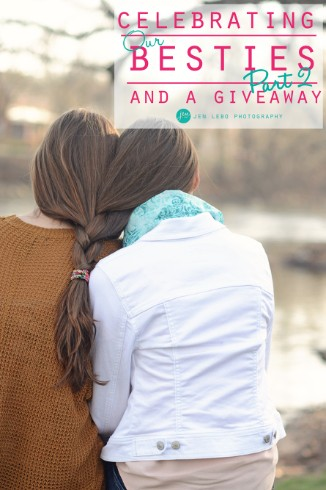 The JLP Besties Giveaway on Instagram!