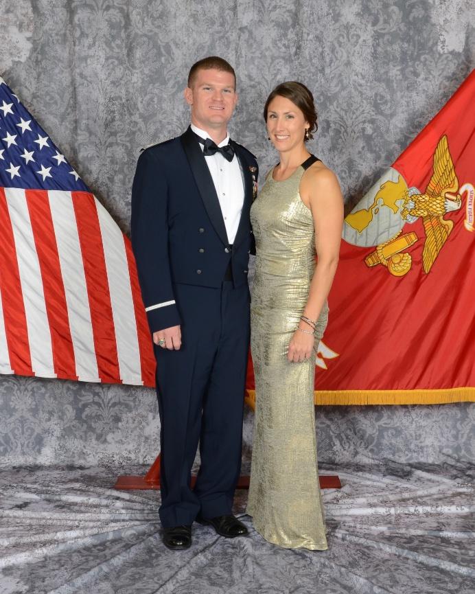 Beaufort SC Marine Corps Ball Photography - Lisa O\'Brien Photography