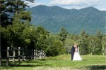 Laura and Mike's Whiteface Mountain & LP Golf Club Wedding / Lake Placid Wedding Photographer
