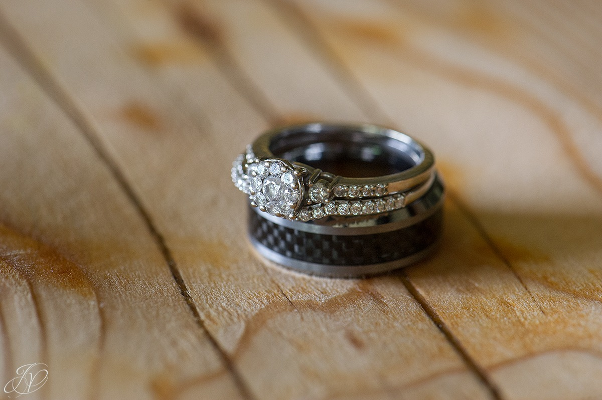 unique vintage wedding bands