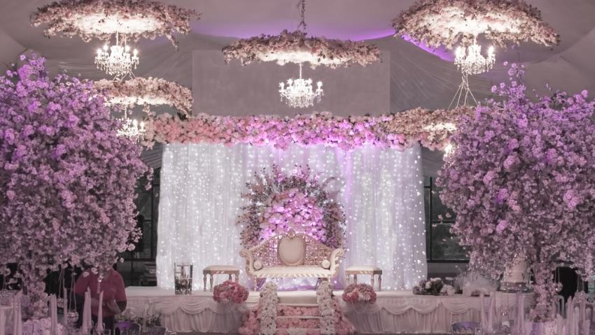 Elegance Decor Wedding Decorators London Nigerian Wedding Flower