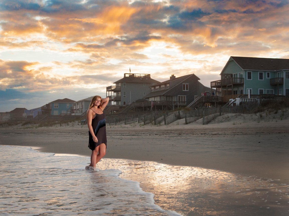 emerald isle photography
