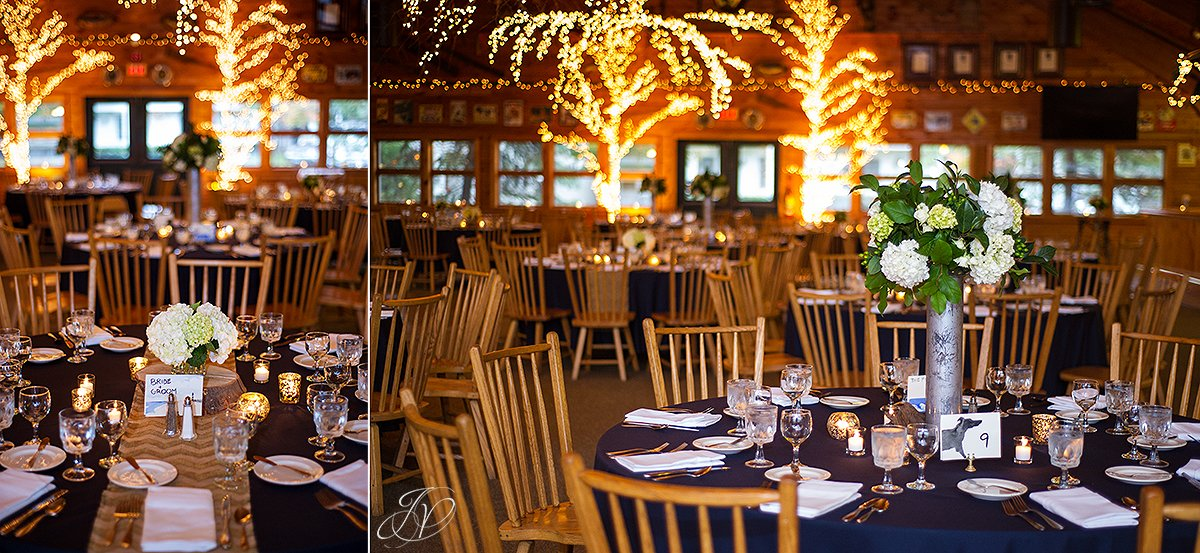 point o pines unique reception details
