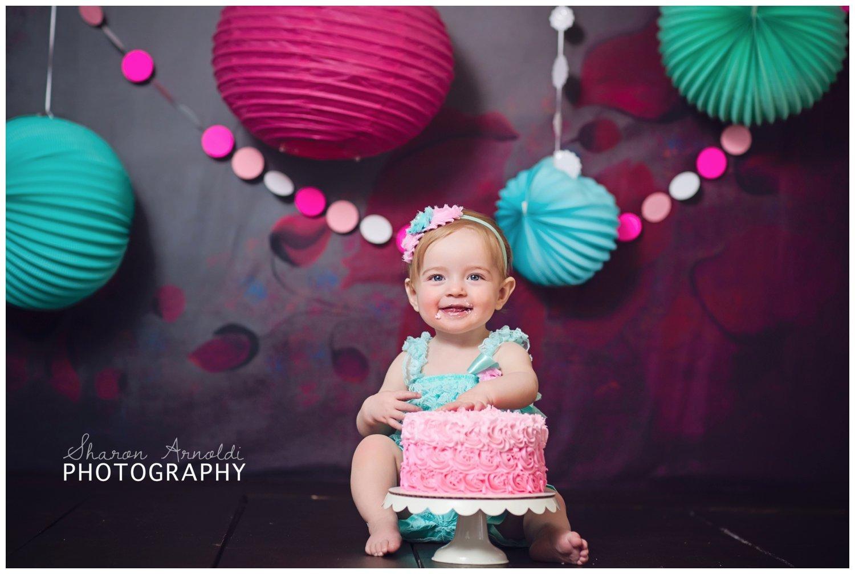 Happy Birthday Harlin Cake