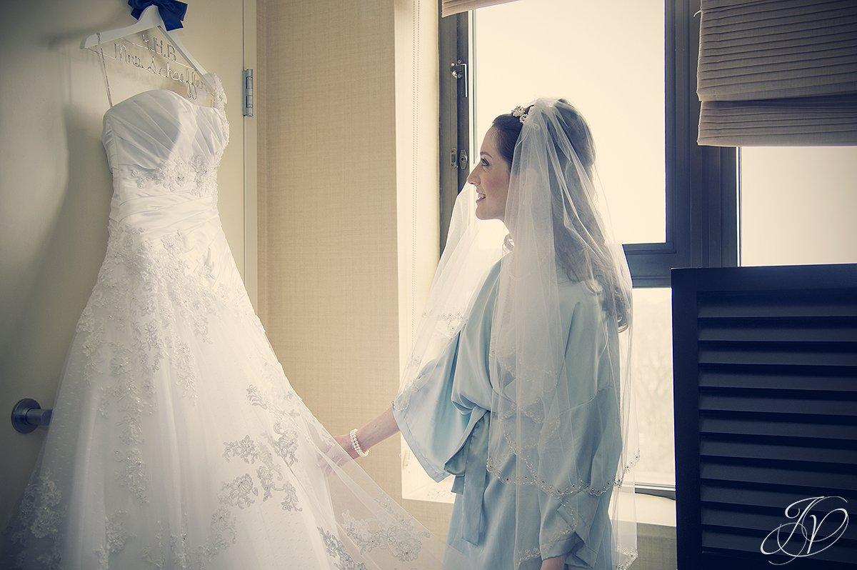 bride with wedding dress photo, beautiful bride photo, Saratoga Wedding Photographer, The Canfield Casino wedding, wedding detail photo, pre wedding photos