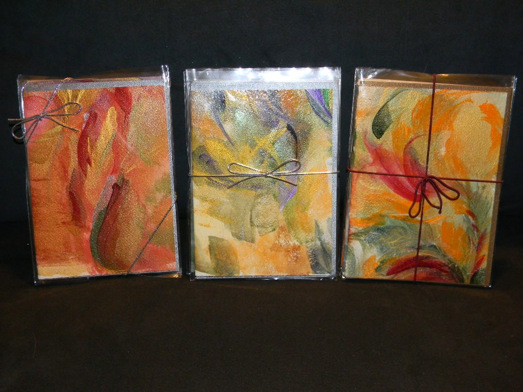 Greeting Cards 4 Pack Soft Illusions Fine Art Gallery