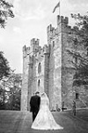 Castle Wedding in Northumberland