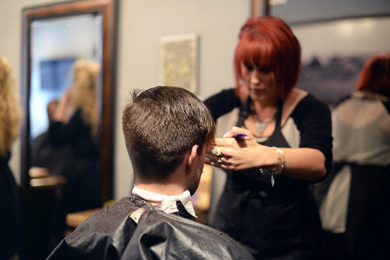 The Clubhouse Salon For Men Winston Salem Mens Haircuts