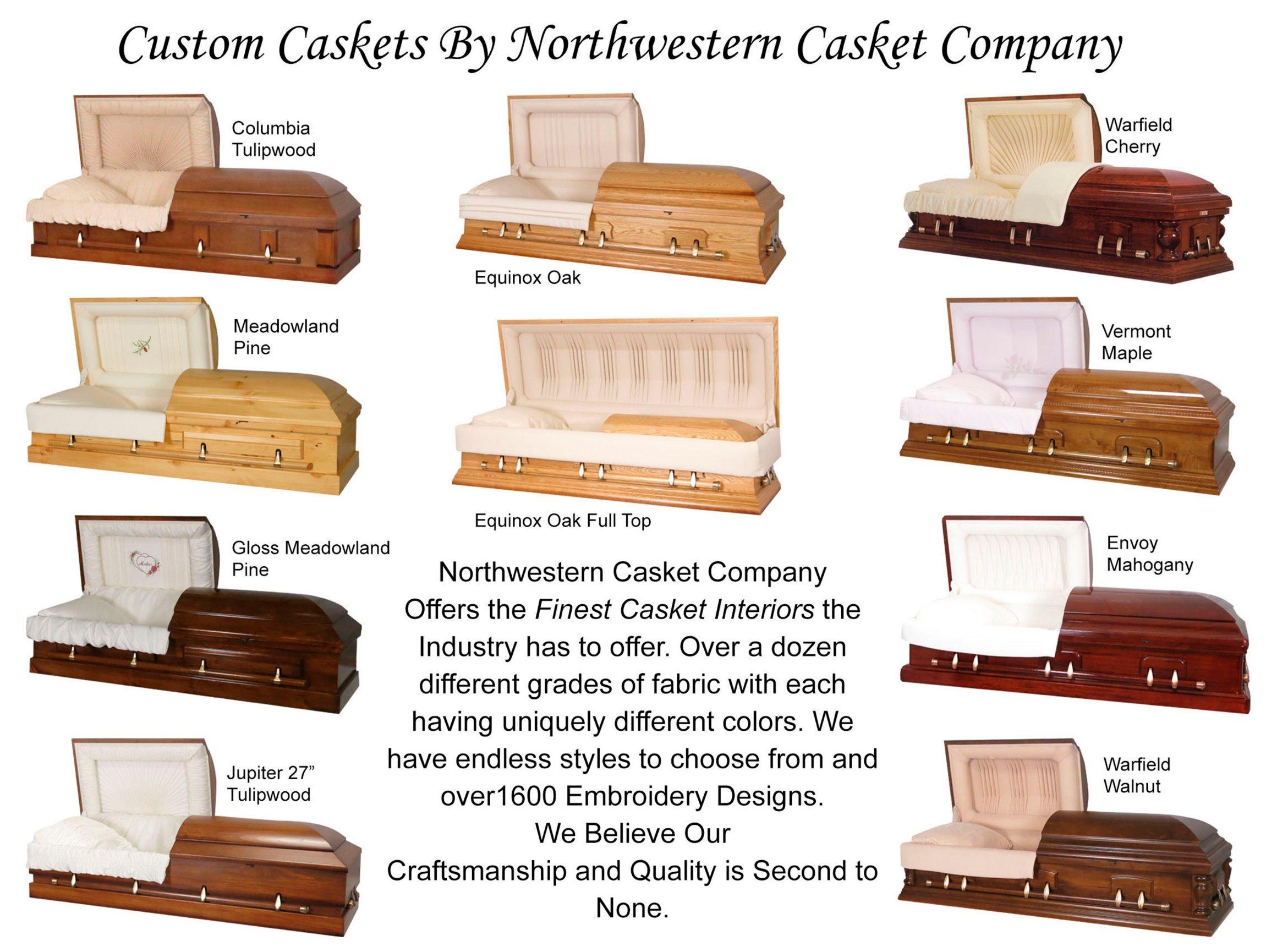 Northwestern Casket Company - Home