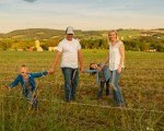 A Field, Farm, and Family Fun - New Berlin, PA - Family Photographer