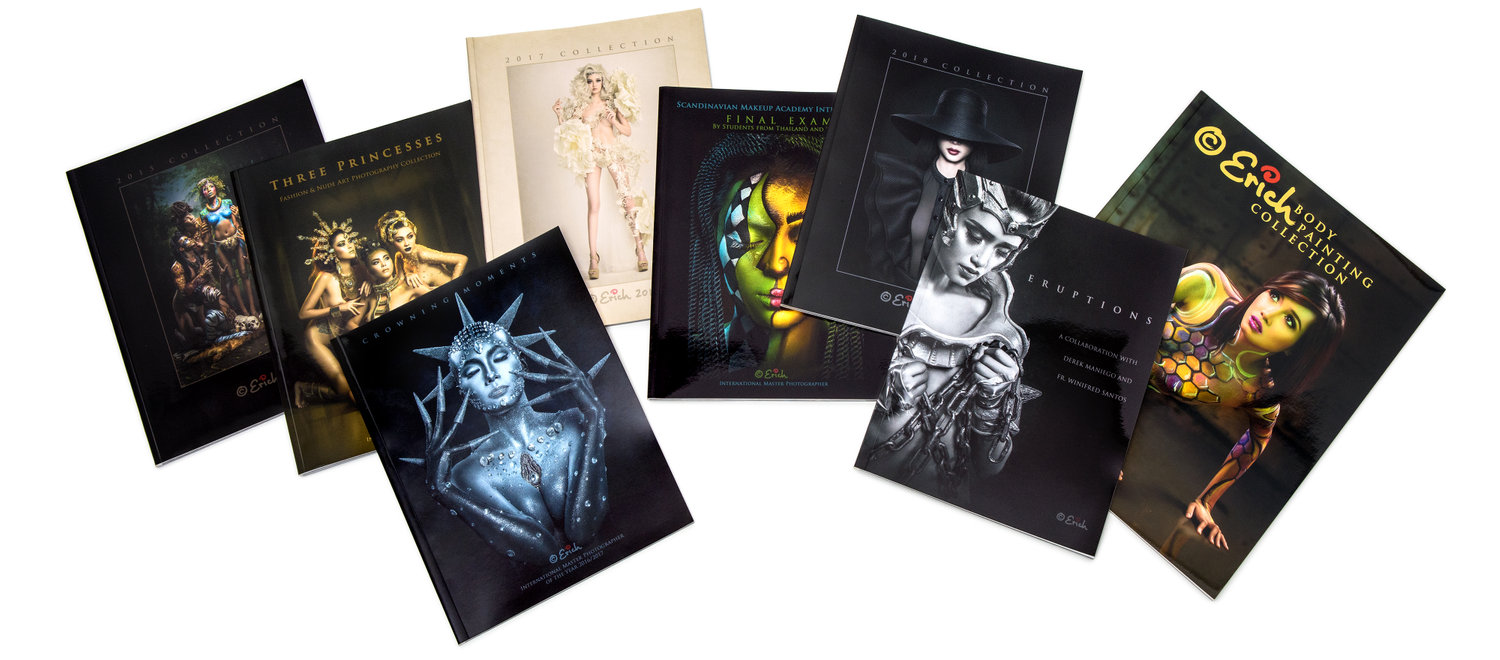 Award Winning Coffee Table Book By Erich Caparas