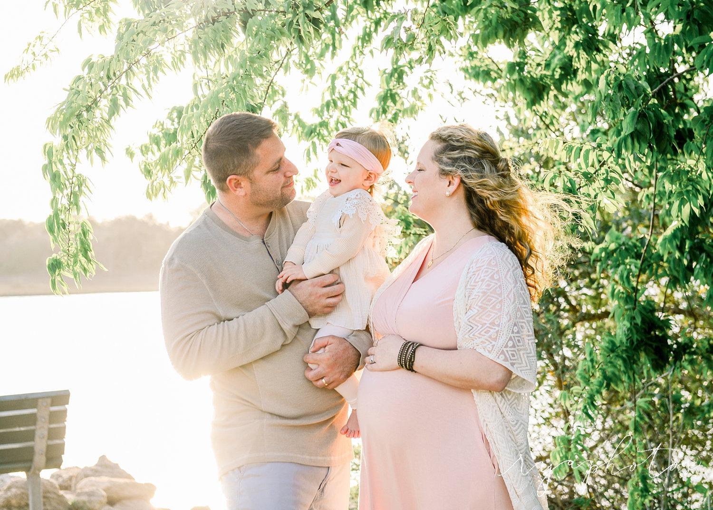 family maternity session, Florida maternity photographer, Ryaphotos